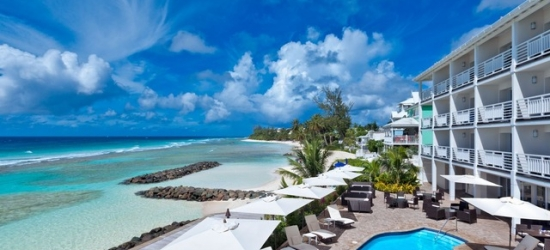 All-inclusive Barbados beach escape at an adults-only boutique retreat