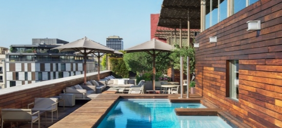 £87pp Based on 2 people per room | Sir Victor Hotel, Barcelona, Spain