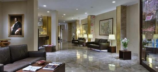 £46pp Based on 2 people per room | Hotel Galles, Milan, Italy