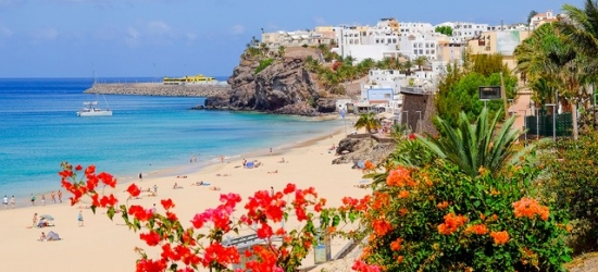 £49pp Based on 2 people per suite   Risco del Gato Suites THe Senses Collection, Fuerteventura, Canary Islands