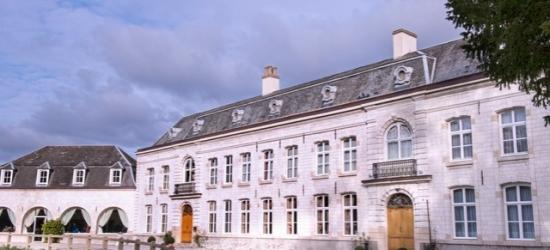 Château stays near Calais with a wine cellar & Eurotunnel travel