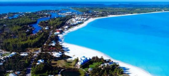 £69pp Based on 2 people per room | Treasure Cay Beach Marina &Golf Resort, Great Baco Island, Bahamas