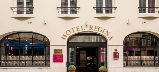 £38pp Based on 2 people per night | Regina Opera Grand Boulevard, Paris, France