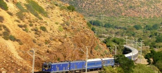 South Africa safari escape with luxury Blue Train journey & optional premium economy flights, Cape Town, Stellenbosch, Pretoria & Welgevonden Game Reserve