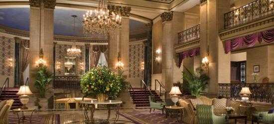 £76pp Based on 2 people per room | The Roosevelt Hotel, Manhattan, New York
