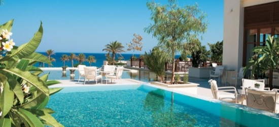 5* all-inclusive beachfront escape to calming Kos