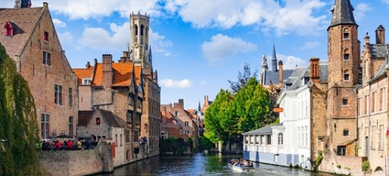 3-night Hull-to-Bruges mini cruise inc hotel & transfers