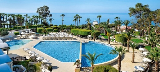 Cyprus: premium all-inc holiday w/sea view