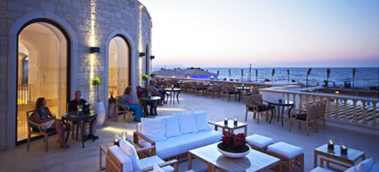 Crete: 5-star ultra all-inc beach holiday at Mitsis hotel