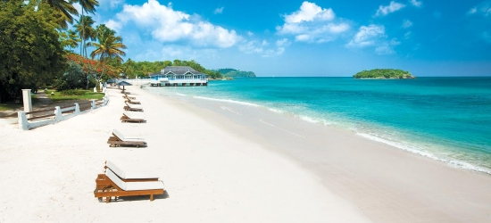 9-nt Miami & luxury all-inc St Lucia holiday