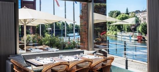 £90 -- Berlin: Waterside Hotel Stay, save 53%
