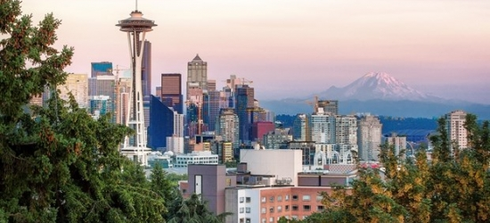 £117 & up -- Seattle: Newly Renovated Hotel incl. Parking
