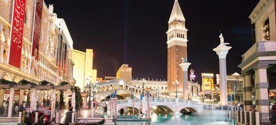 £130 -- Vegas: Venetian 5-Star Suite w/$100 Credit