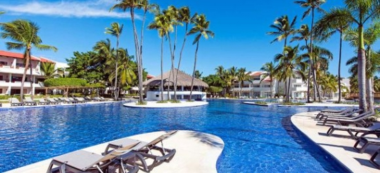 Dominican Republic / Punta Cana - All Inclusive Beachfront Luxury at the Occidental Punta Cana 5*