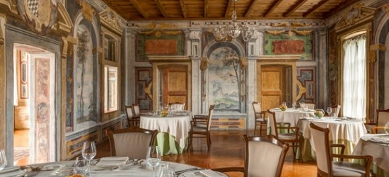 Milan - Historic Hotel in Famed Parco Nord at the Grand Hotel Villa Torretta Milan Sesto, Curio Collection by Hilton 4*