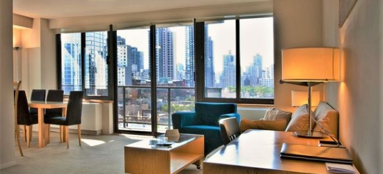 New York - Sky High Suite on the Upper East Side at the The Marmara Manhattan 4*