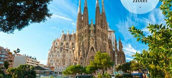 Barcelona - Modern Design near La Sagrada Familia at the Mystery Hotel 4*