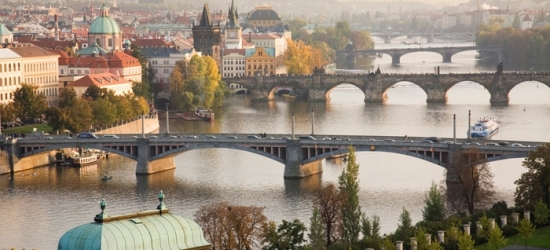 ✈ Prague: 2-4 Nights at a Choice of 4* Hotels with Return Flights*