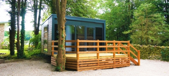 Cumbria: 1-2 Nights for Up to Four with Private Parking and Option for Leisure at Fell End Holiday Park