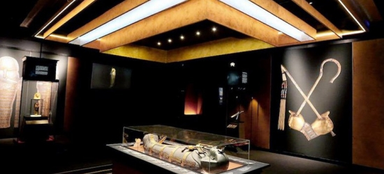 Tutankhamun Exhibition & 4* London Break