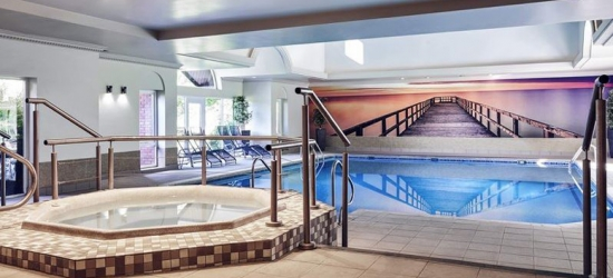 4* Shropshire Escape, Dinner & Spa Treatment for 2 - Superior Room!