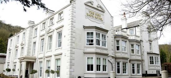 Peak District Escape & Dining for 2 @ 4* New Bath Hotel