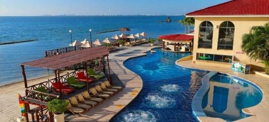 7nt All-Inclusive Cancun Beach Escape