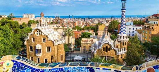 2-3nt Central Barcelona Holiday  - Rooftop Pool!