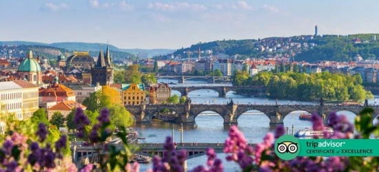 2-3nt 4* Prague Mini-Break  - Award-Winning Hotel!
