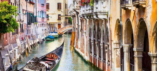 2-3nt 4* Venice Break with Flights & Chance to Win Rome Trip
