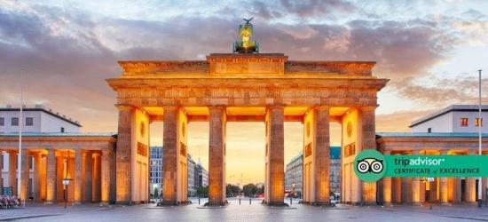 2-3nt 4* Berlin Mini-Break  - Award-Winning Hotels!