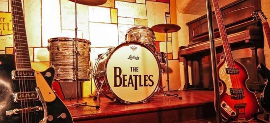 4* Liverpool Getaway, Breakfast & The Beatles Story Experience