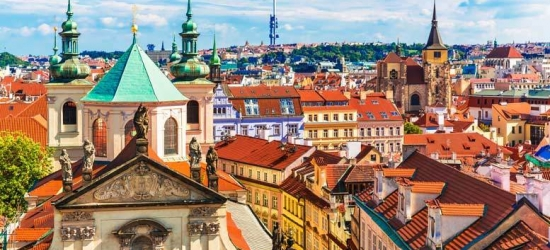 2-3nt Luxury 5* Prague City Break, Breakfast