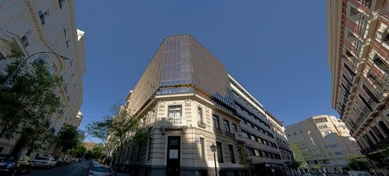 3 nights at the 4* Hotel Gran Versalles, Madrid