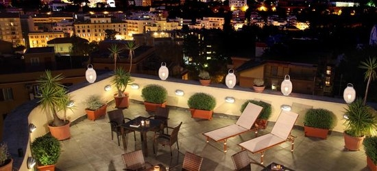 3 nights at the 3* Hotel Alessandrino, Rome
