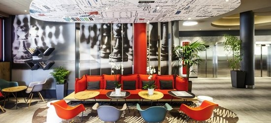 3 nights at the 2* Hotel ibis Madrid Aeropuerto Barajas, Madrid