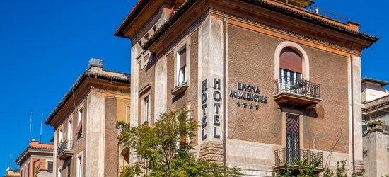 3 nights at the 4* Hotel Emona Aquaeductus, Rome