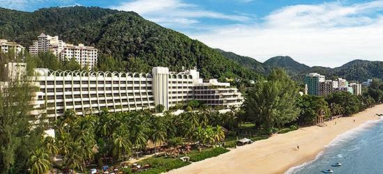 7nt 5* Penang, Malaysia resort holiday