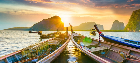 5* Thailand beach-hopping holiday with island excursion