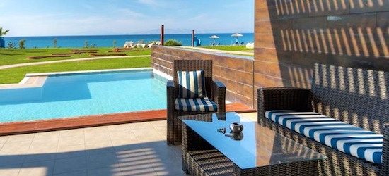 All-inclusive Rhodes holiday with optional private pool