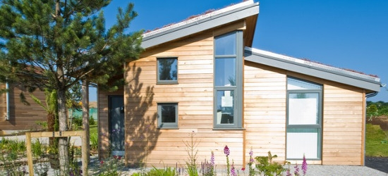 £37pp based on 4 people | Cute cornish lodge in St Ives