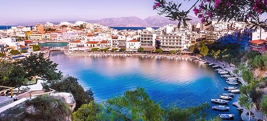 Chic adults-only Crete escape