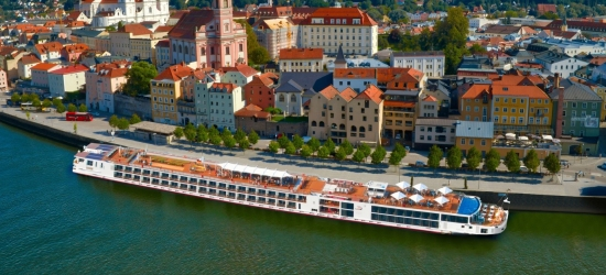 Win a Viking River Cruise for two along the Danube