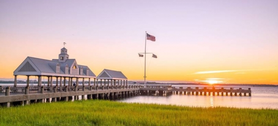 Win a holiday for two to Charleston, South Carolina