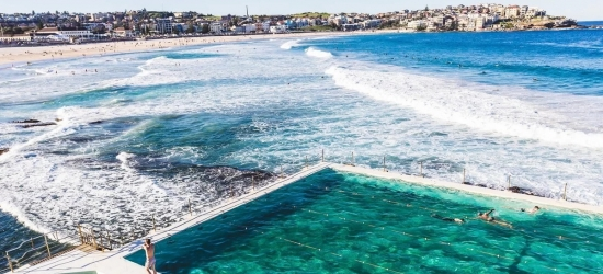 Win a pair of return flights to Sydney