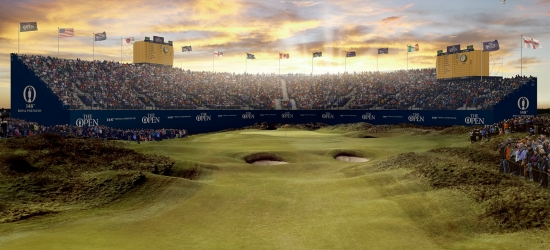 Win a trip to The 148th Open in Northern Ireland