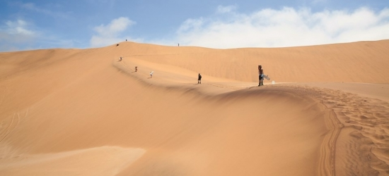 Win an 11-night adventure for two to Namibia