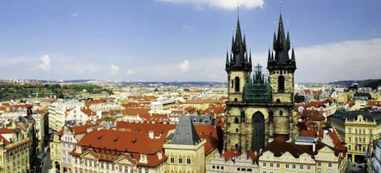 3nt 4* Prague city break