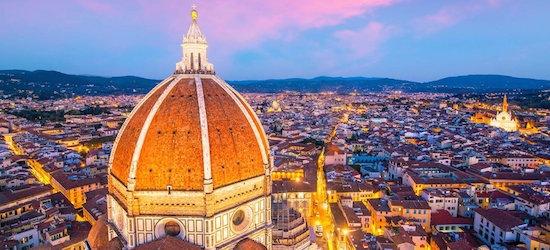3nt 4* Florence city break