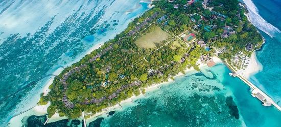 Maldives - 7 night 24hr all-inc paradise holiday